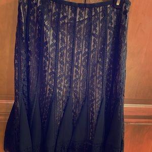 Lovely black formal skirt !